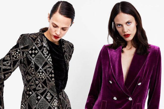 61c97b9392 La colección de trajes de Zara para estas fiestas te va a enamorar. Fotos   ZARA