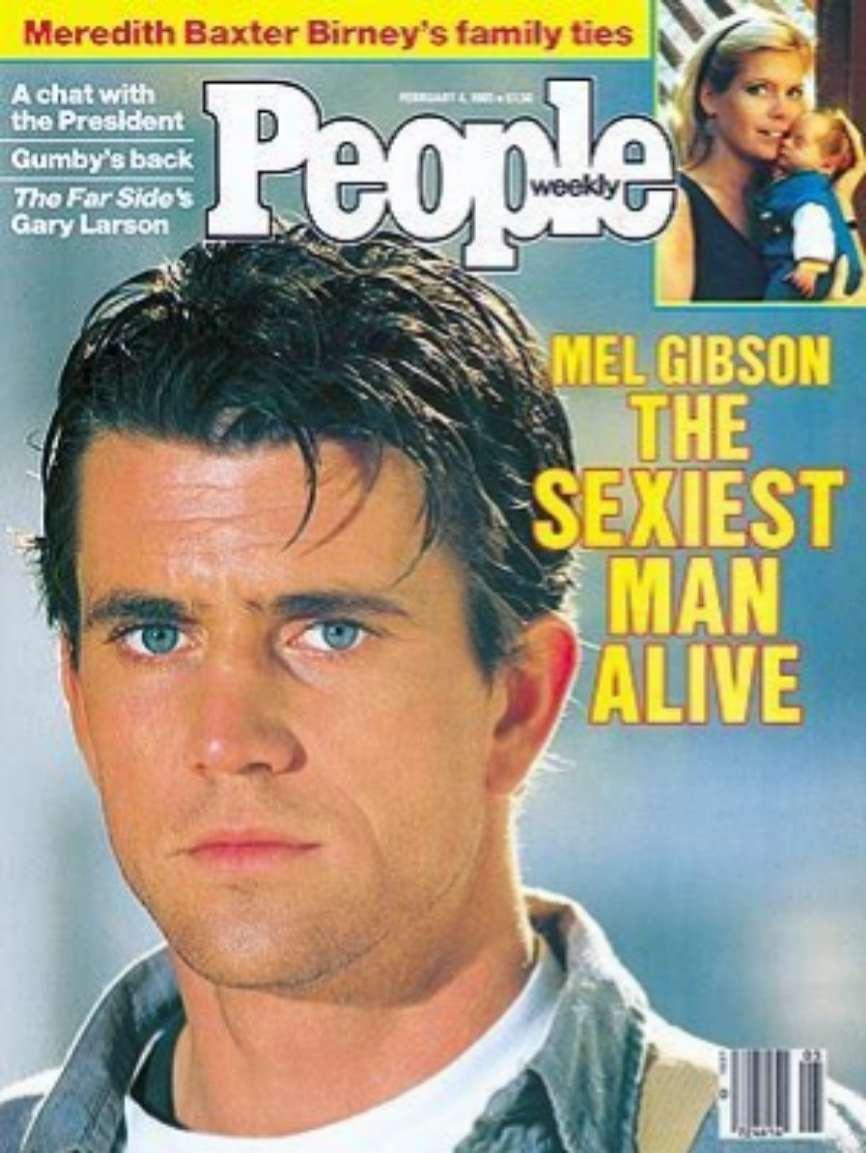 Mel Gibson (1985)