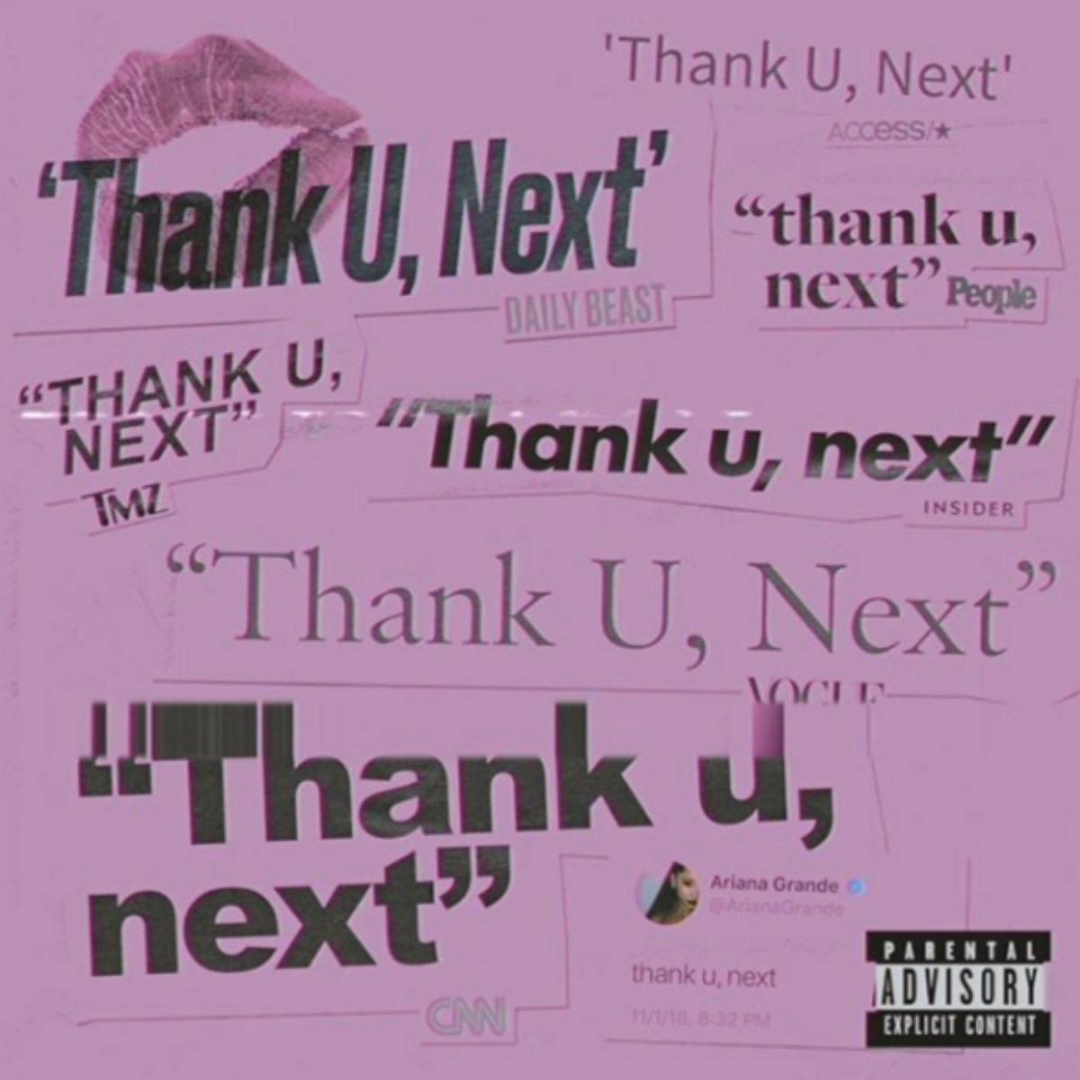 Thank U Next De Ariana Grande Letra En Español Y Vídeo