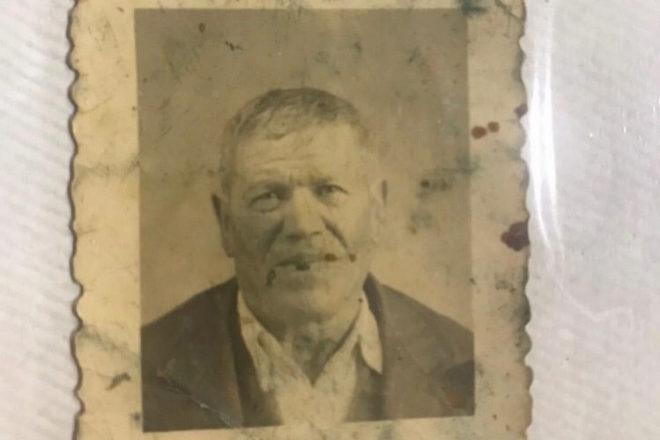 Veo por primera vez una foto de mi bisabuelo Manuel.