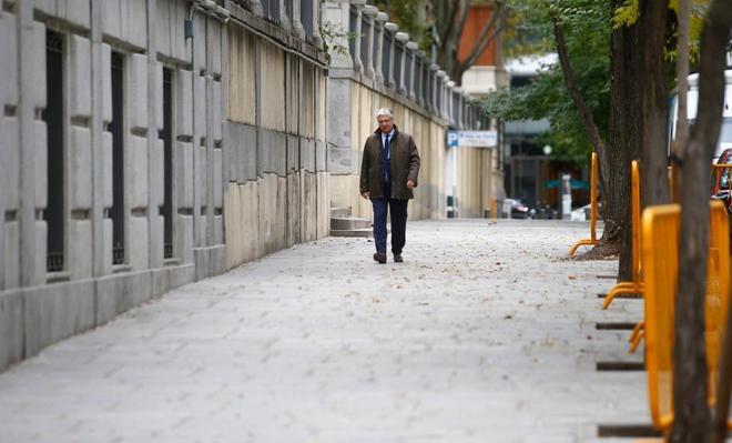 Luis Díez-Picazo regresando al Tribunal Supremo.