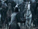 Jon Nieve preparado para luchar en una batalla de Juego de Tronos.