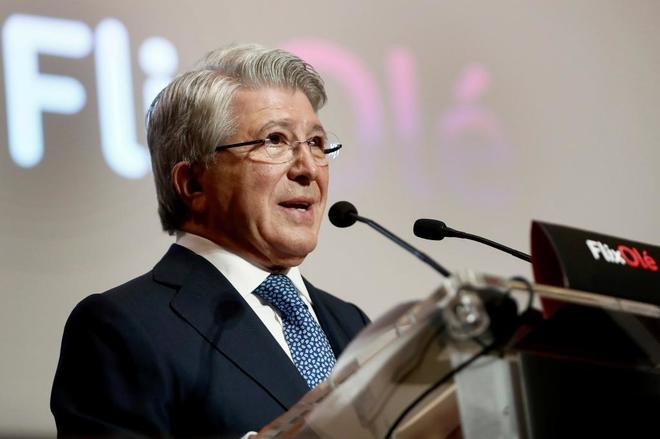 Enrique Cerezo presents the Netflix of Spanish cinema loading