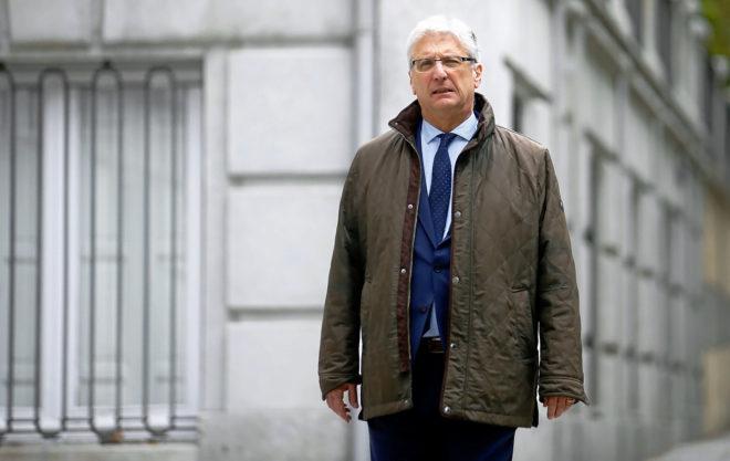 El presidente de la Sala de lo Contencioso Administrativo, Luis María...