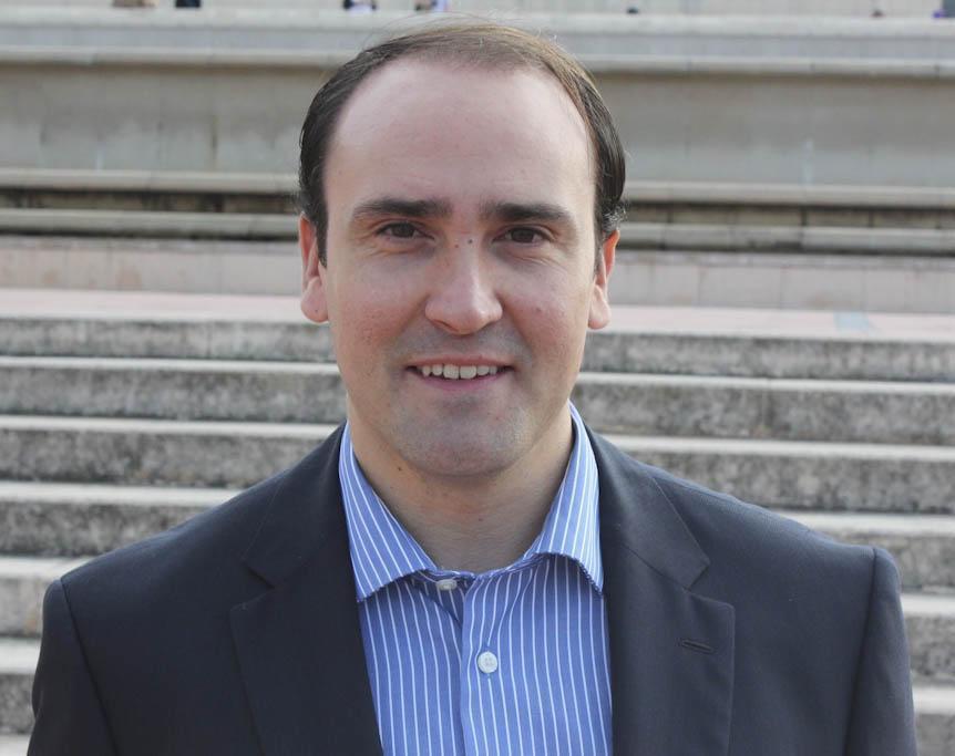 Daniel Serrano, próximo 'número dos' del PP catalán.