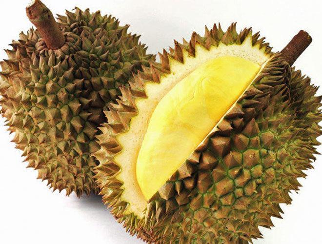 Así es el durián, la fruta con peor olor del mundo.