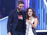 Roberto Leal y Noelia, la última expulsada de Operación Triunfo 2018...