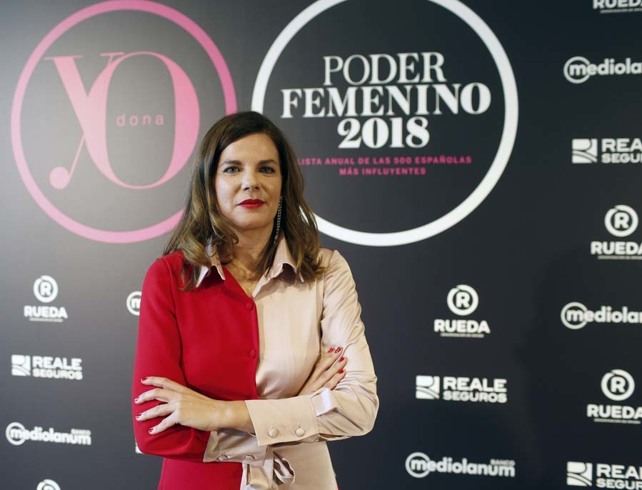 Poder Femenino 2018 - Rebeca Ávila - Directora de Comunicación y...