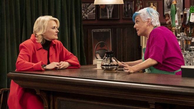 Imagen de los nuevos capítulos de 'Murphy Brown'.