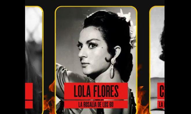Fotograma del vídeo promocional de Arde Madrid.