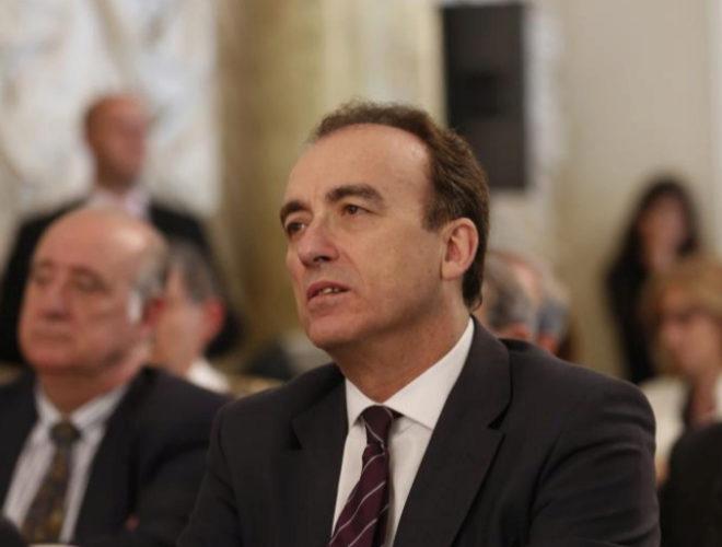 Manuel Marchena, presidente de la Sala de lo Penal del Tribunal...