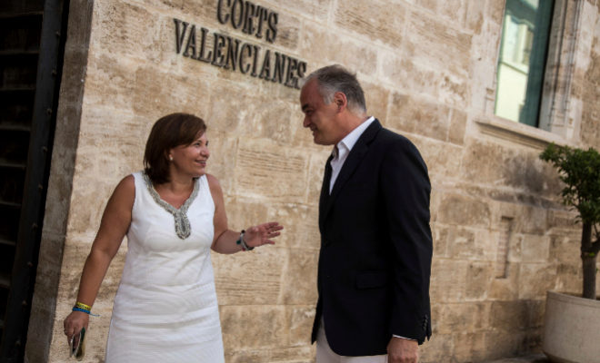 El 'ascenso' de González Pons en Europa le aleja de Valencia