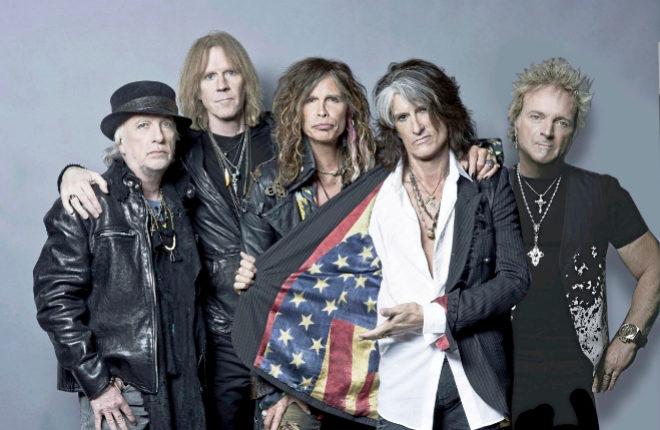 El guitarrista de Aerosmith, ingresado en urgencias tras desvanecerse