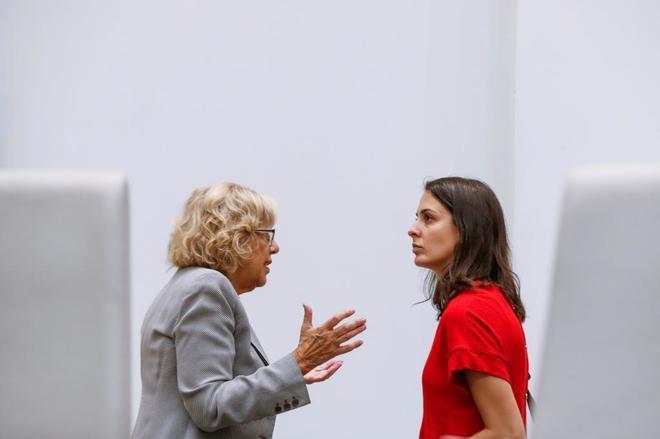 Rita Maestre y otros cinco ediles de Manuela Carmena rompen con Podemos y complican la confluencia para 2019