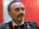Manuel Marchena, hasta ahora presidente de la Sala de lo Penal del...