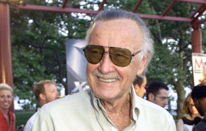 Muere Stan Lee, el mayor creador de superhéroes y padre de Spiderman, Los 4 Fantásticos y Thor