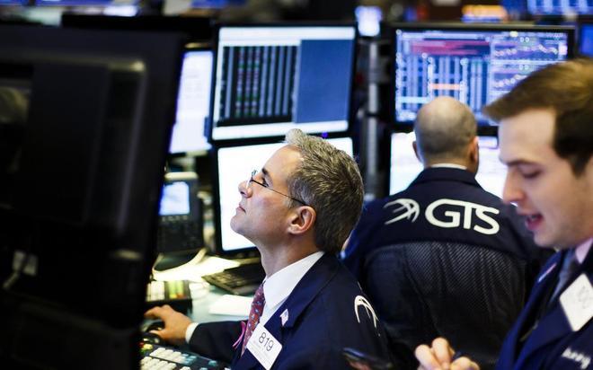 Wall Street abre con pérdidas y el Dow Jones retrocede un 0,41%.