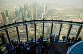 El Burj Khalifa de Dubái (Emiratos Árabes Unidos) es el rascacielos...