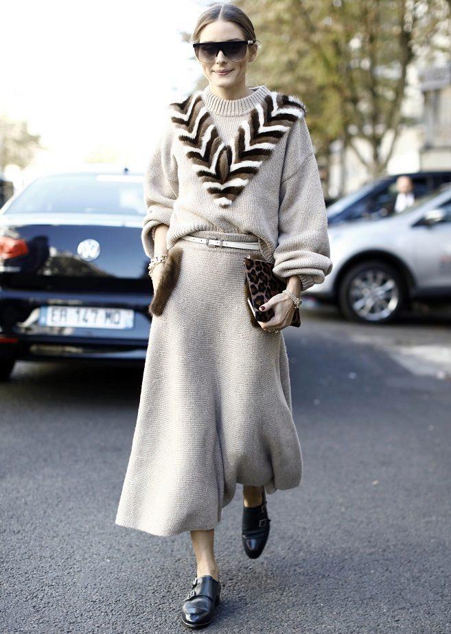 fce3755aef La neoyorkina deslumbró en París con un estilismo cómodo y versátil