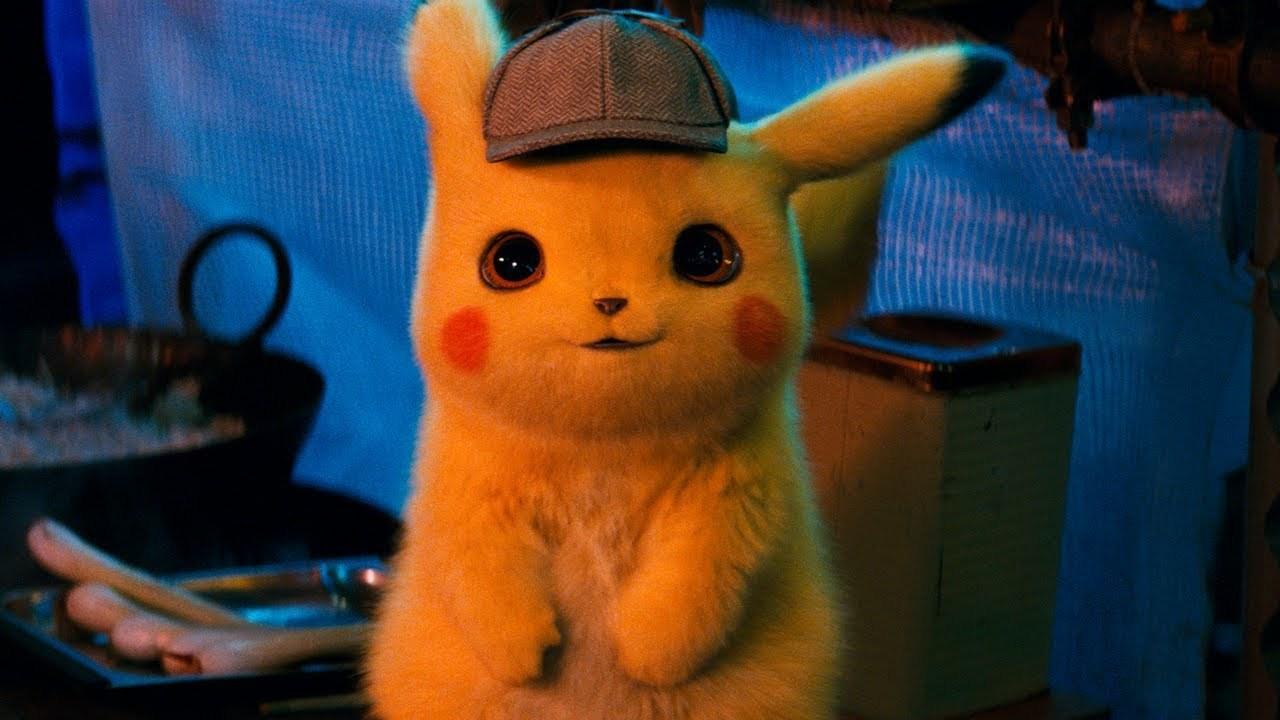 Pikachu es el protagonista de la nueva película de Pokémon.