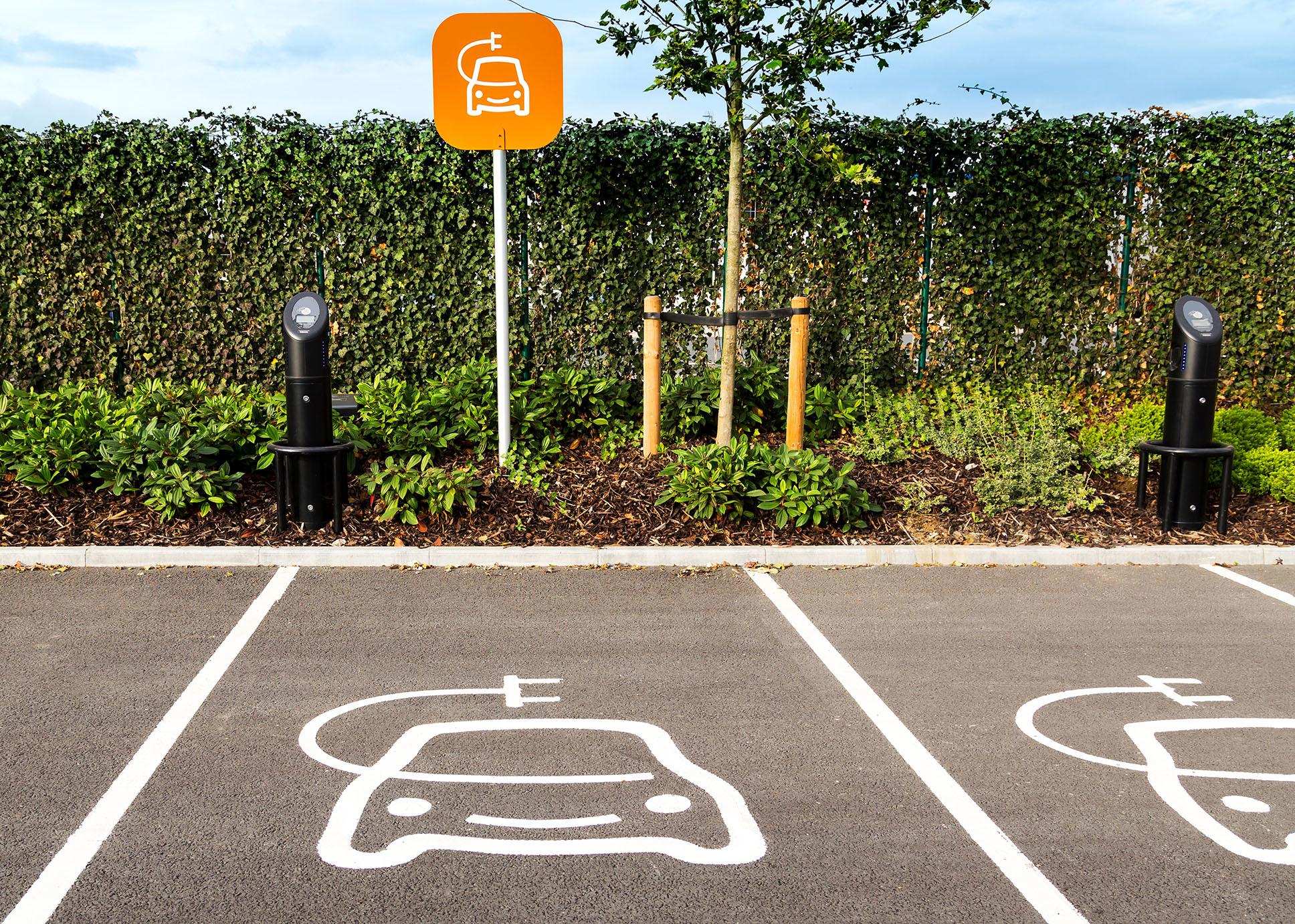 La movilidad eléctrica es una de las patas sobre las que se sostiene la definición de 'smart city'.
