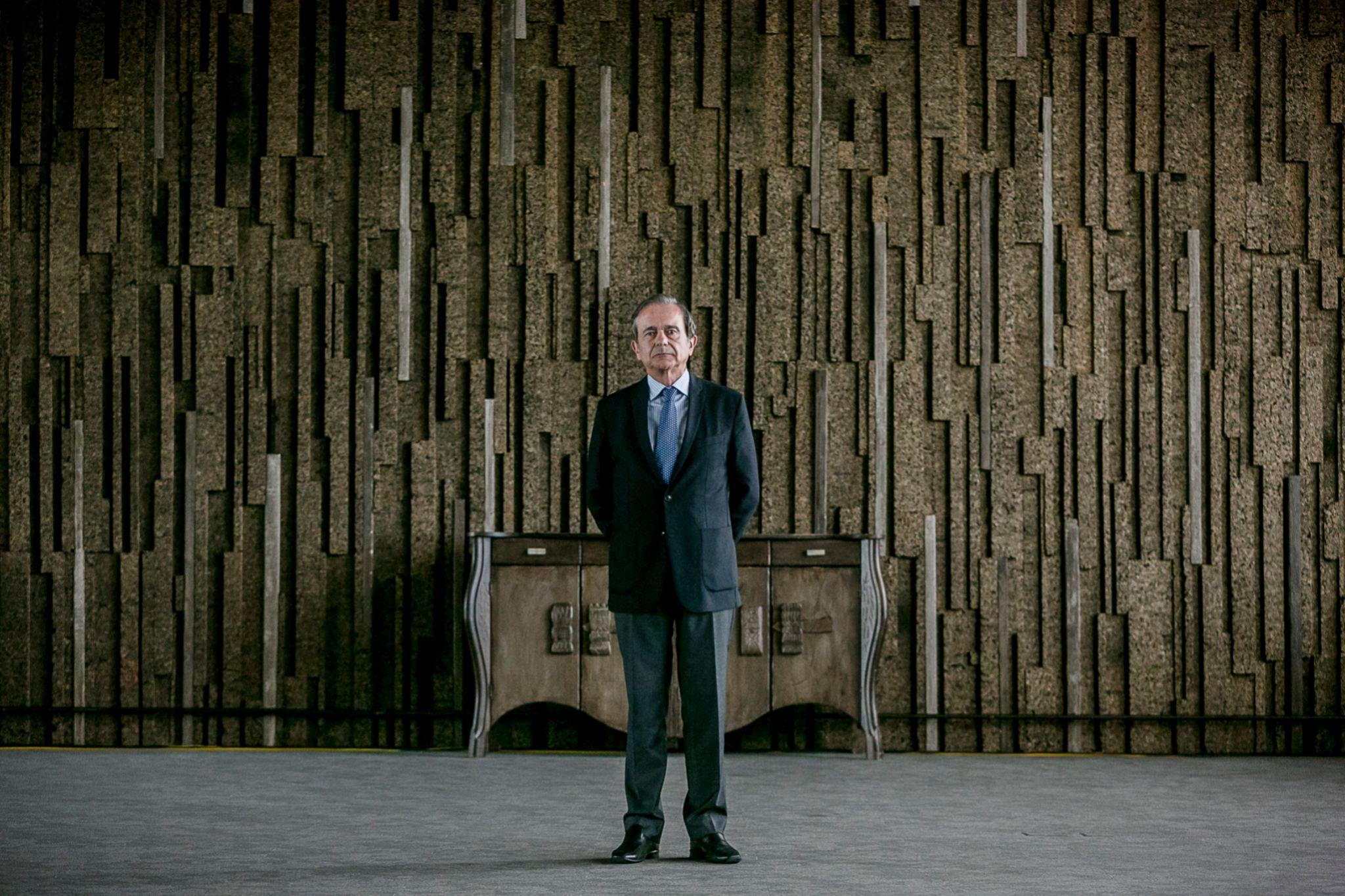 Antonio Abril, presidente de la Conferencia de Consejos Sociales de las universidades españolas.