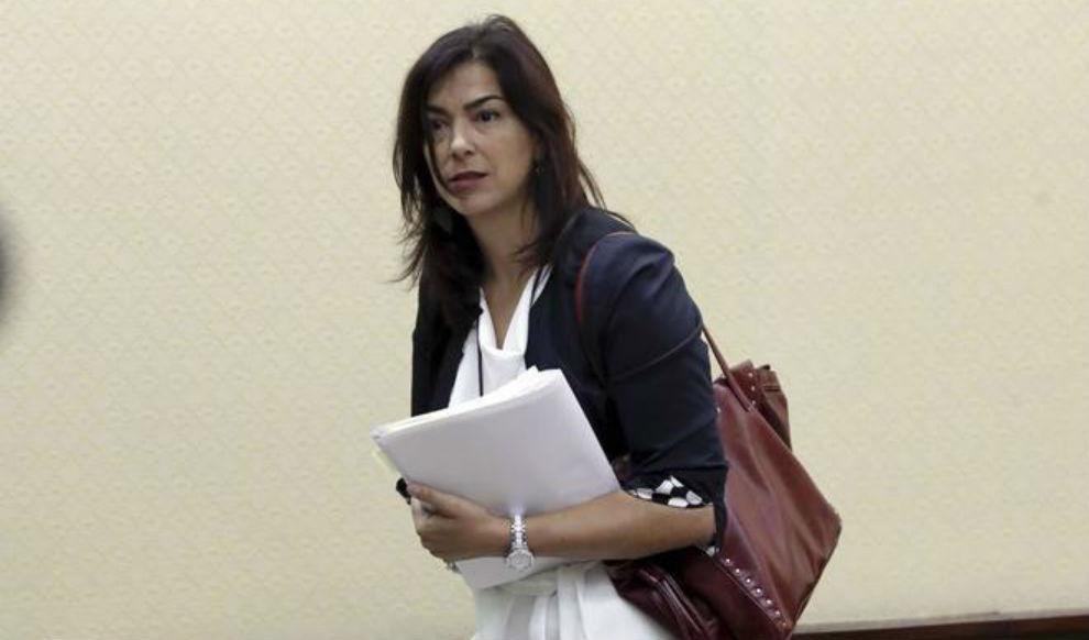 María José Rienda eludió impuestos a través de una sociedad