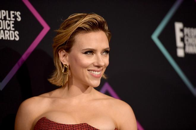 Scarlett Johansson cumple 34 años el 22 de noviembre