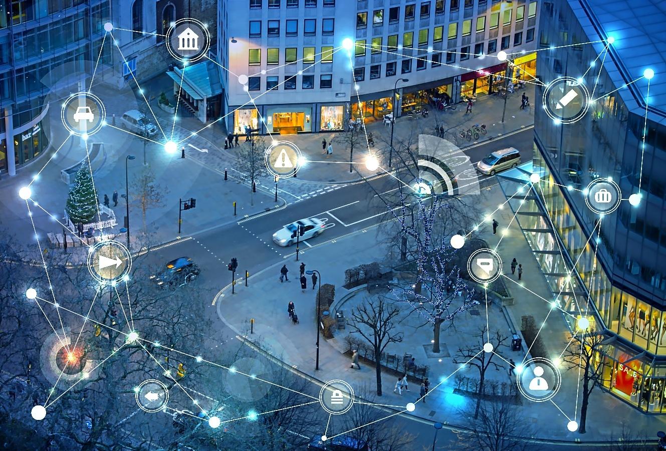 81 son las urbes que conforman la red española de ciudades inteligentes.