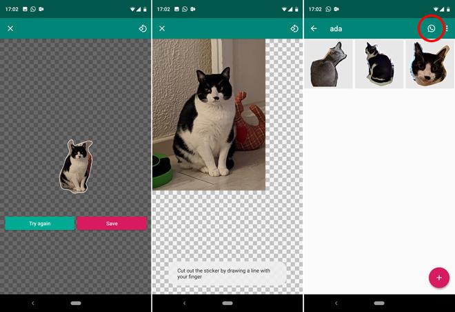 Cómo Crear Tus Propios Stickers De Whatsapp Tecnología
