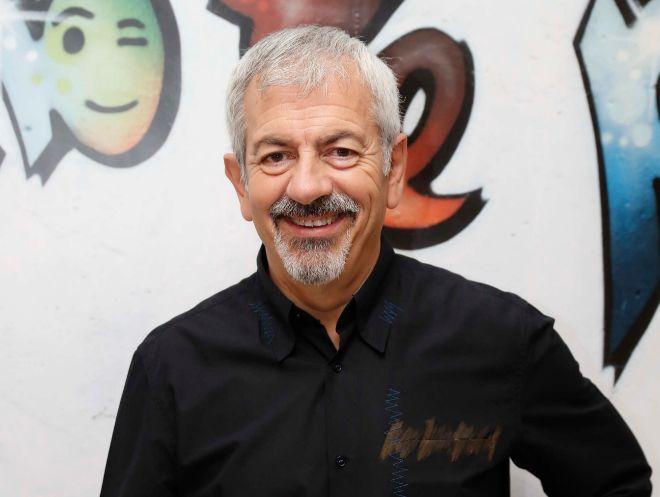 """Carlos Sobera promocionando el spot: """"Que la diabetes no te pare"""""""