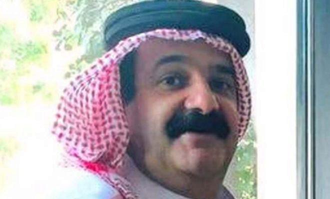 Hamad Isa Ali al Jalifa, en una de sus apariciones públicas.
