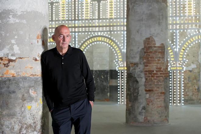 """Rem Koolhaas escribe su historia de la arquitectura """"Éste no es buen oficio para pesimistas"""""""