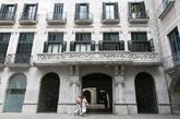 Instalaciones del Ayuntamiento de Girona.