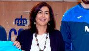 La secretaria de Estado para el Deporte, María José Rienda, en un...