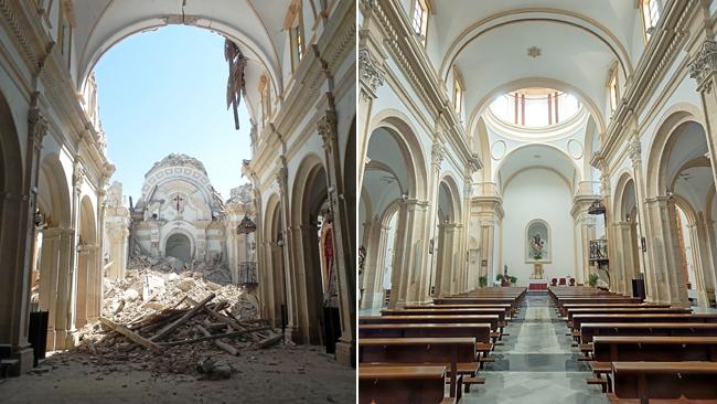 Juan de Dios, el 'reconstructor' de catedrales