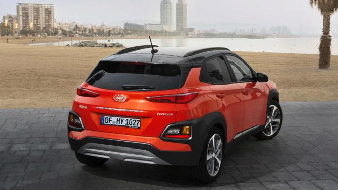 Hyundai instalará placas solares en el techo y el capó de sus coches a partir de 2019