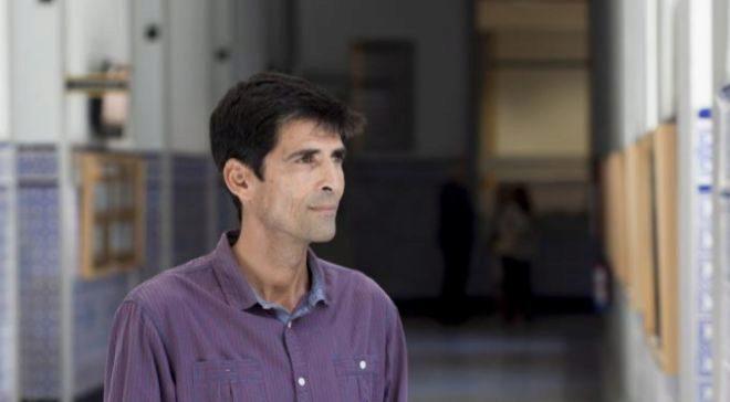 El profesor de Derecho Julián Ríos.