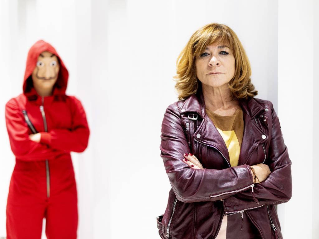 Sonia Martínez, directora de Ficción de Atresmedia.