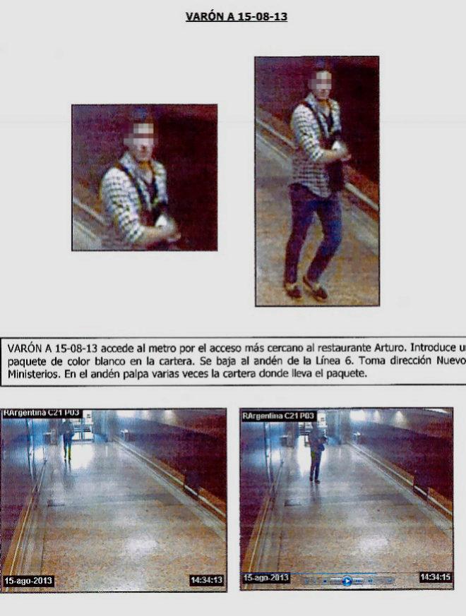 Las pruebas de la 'operación Kitchen': Los pagos en 'B' que Interior robó a Luis Bárcenas