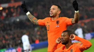 Holanda baña a la campeona y condena a Alemania