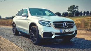 Mercedes GLC F-Cell: un SUV de hidrógeno para los nuevos tiempos