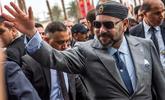 El Rey de Marruecos Mohamed VI.