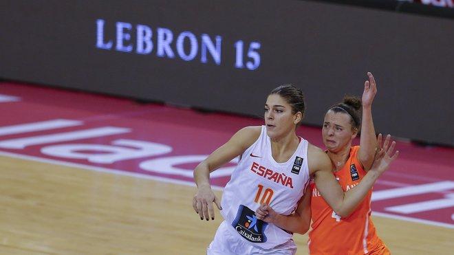 España tumba a Holanda y asegura su presencia en el Eurobasket femenino