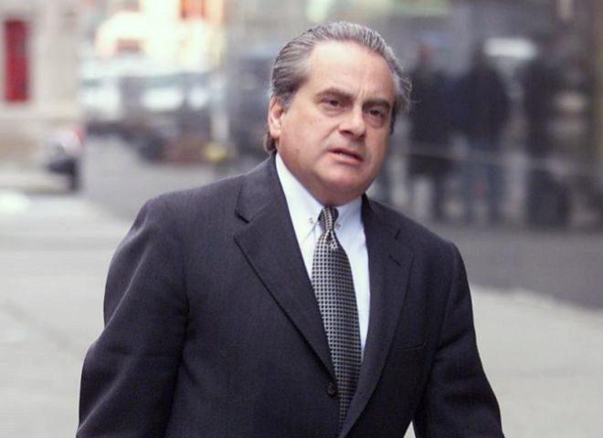 Brafman, de camino al juicio contra el rapero Sean Combos.