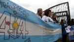 Los familiares del ARA San Juan piden reflotar la nave y el Gobierno se niega