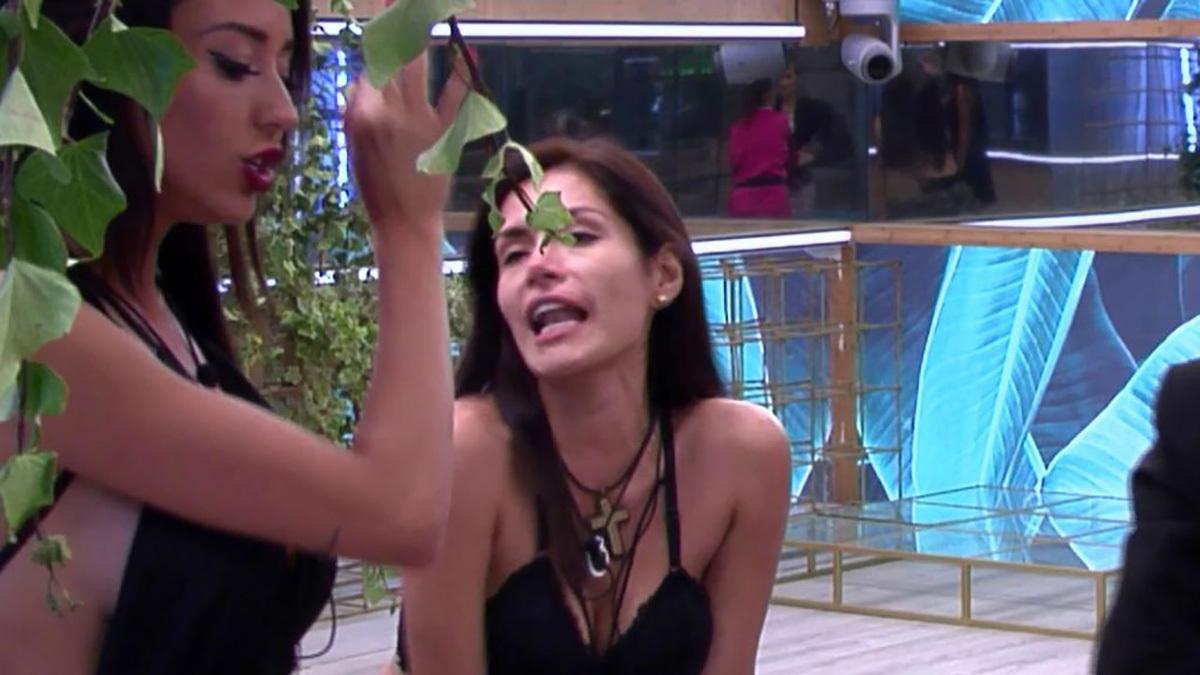 Aurah y Miriam discuten en GH VIP 6