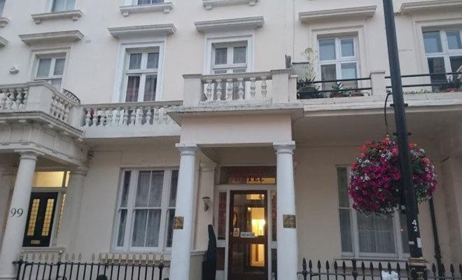 Así es la habitación de hotel más pequeña de Londres