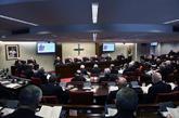 El presidente de la Conferencia Episcopal Española (CEE), Ricardo...