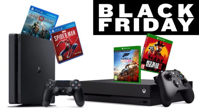 Black Friday 2018 Estas Son Mejores Rebajas En Videojuegos Tecnologia